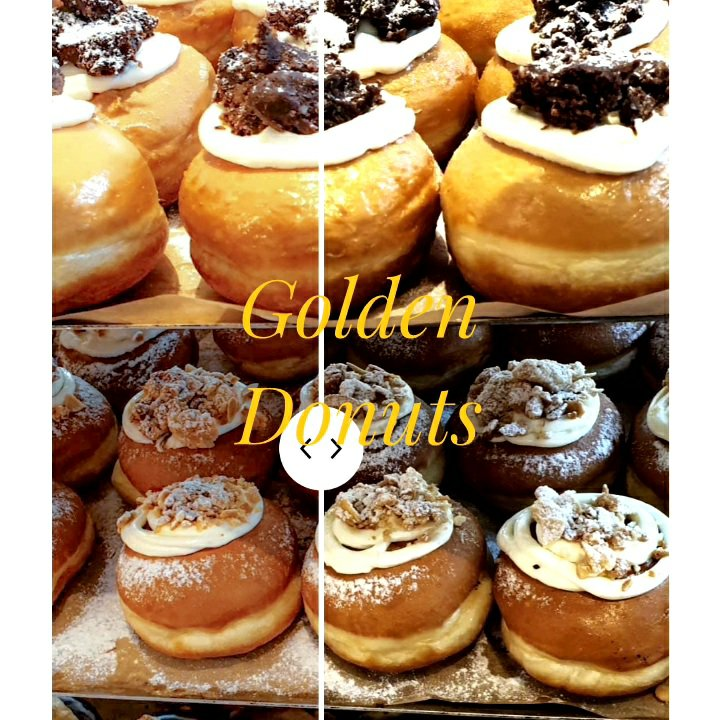 Golden Donuts